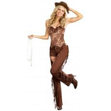Bangin Hot Cowgirl Costume