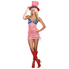 American Booty Costume