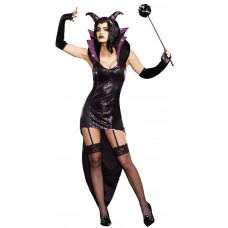 Queen of Darkness Costume