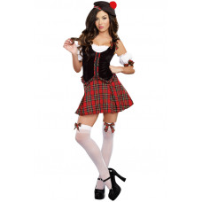 Scottie Hottie Costume