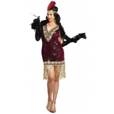 Sophisticated Lady Plus Size Costume