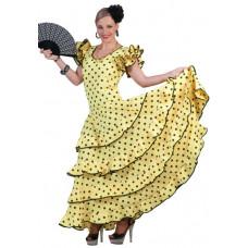 Flamenco Passion Costume
