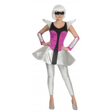 Space Traveler Tina Costume
