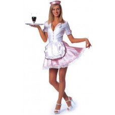 50's Waitress Costume