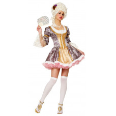 French Queen Costume