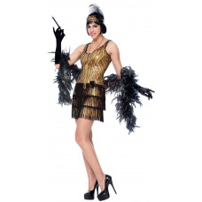 Broadway Flapper Costume