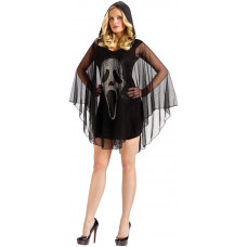 Ghost Face Dress