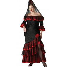 Senorita Plus Size Costume