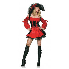 Vixen Pirate Wench Costume
