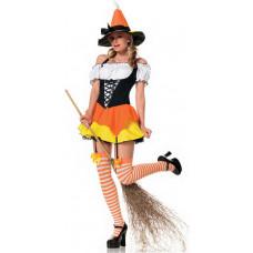Kandy Korn Witch Costume