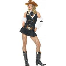 Wild West Sheriff Costume