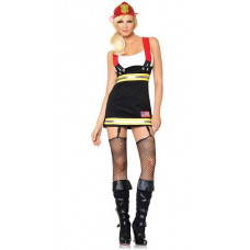 Backdraft Babe Costume