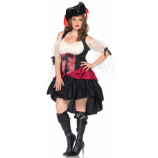 Wicked Wench Plus Size Costume