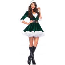 Mrs. Claus Costume