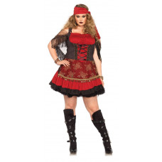 Mystic Vixen Plus Size Costume