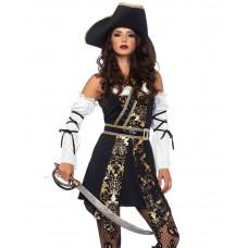 Black Sea Buccaneer Costume