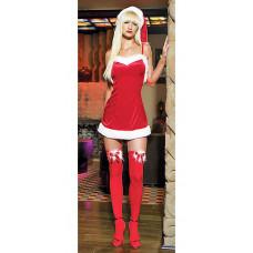 Santa Mini Dress