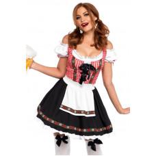 Beer Garden Babe Costume