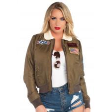 Top Gun Bomber Jacket