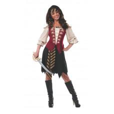 Elegant Pirate Costume