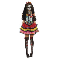 Day of the Dead Senorita Muerta Costume