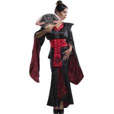Kimono Feudal Darth Vader Costume