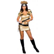 Deputy Johnson Costume