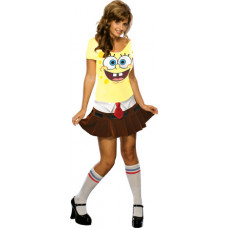 Sponge Babe Costume