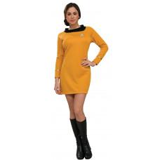 Command Gold Dress