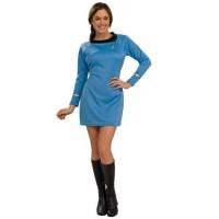 Science Blue Dress