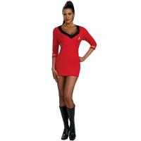 Uhura Red Dress
