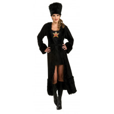 Black Russian Costume