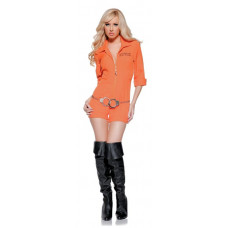 Busted Prison Romper
