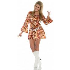 Disco Mini Dress